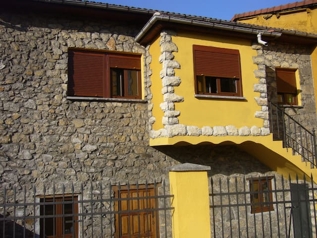 Acogedora casa a orillas del Nalón - Langreo - Talo