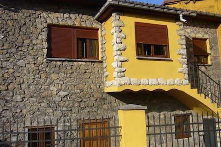 Acogedora casa a orillas del Nalón - Langreo