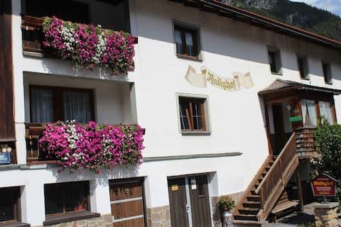 Apartment 3-6 Pers, Pettneu-St. Anton/Arlberg