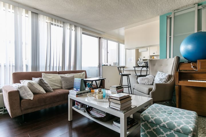 West LA/Santa Monica Hi Rise Living - Los Angeles - Daire