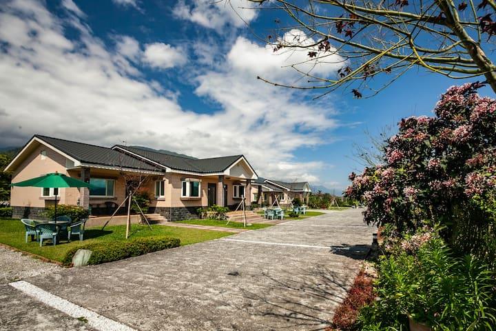 歸園田居 Countryside Home and Gardan 四季客房