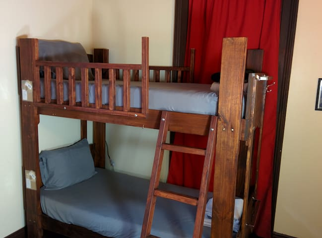 Shared, 1 bed in a 4-bed room at Site 61 Hostel