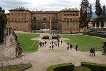 Boboli Palazzo Pitti