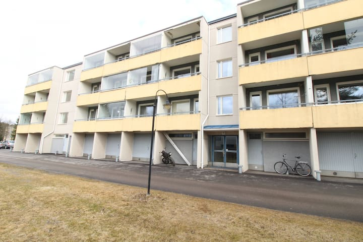 One-bedroom apartment in Porvoo - Pormestarinkatu 5