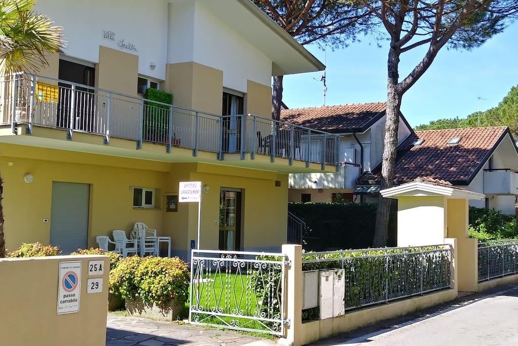villa speltri
