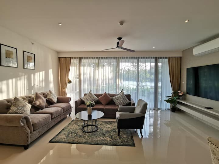 New Cassia Residence 3 bedroom apartments, Phuket