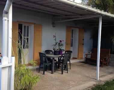 Big room in Creole house - Sainte Clotilde