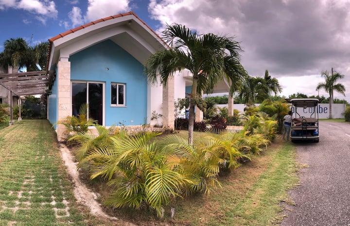 Villa #1 Residencial Sueño Caribeño