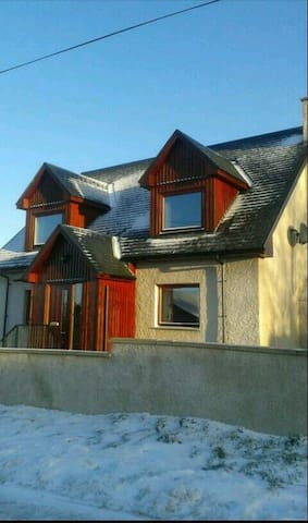 Lovely holiday house in Highlands - tomintoul - Ev
