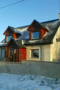 Lovely holiday house in Highlands - tomintoul - Dom