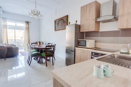 Two bedroom apartment in the centre of Valletta