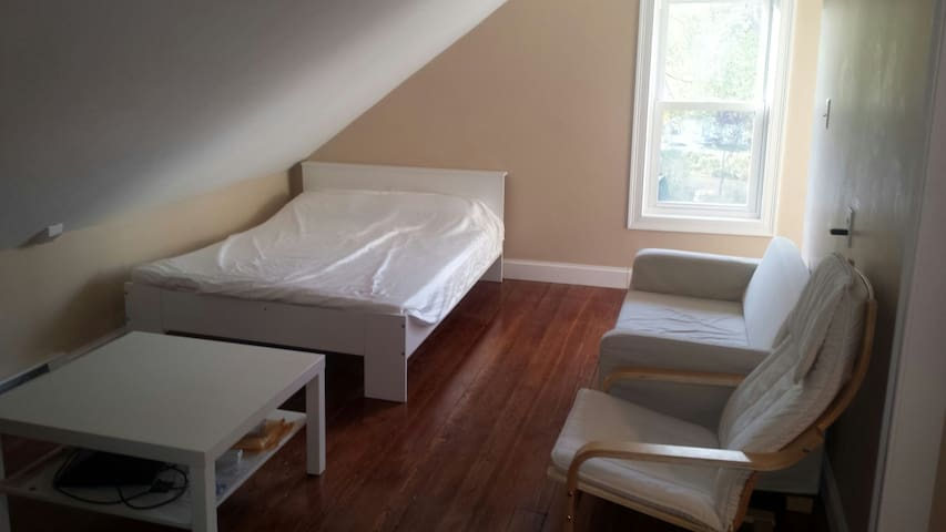 Small living room in a small apartm - East Greenwich - Daire