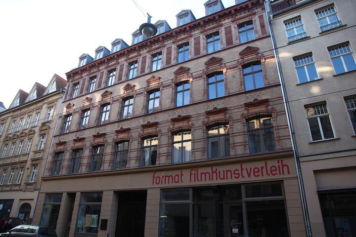 Moderne Ferienwohnung in Uni- & Citynähe WE06