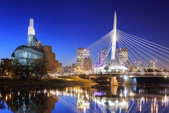 Guidebook for Winnipeg