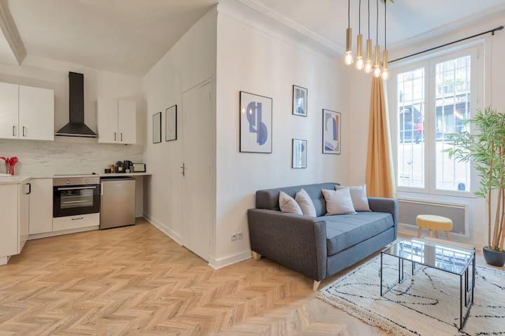 ♥ Nice apartment near the Arc de Triomphe - 4P