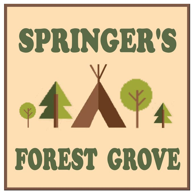 Welcome to Springer's Forest Grove. We hope you enjoy everything the Olympic Peninsula has to offer.