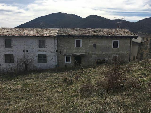Antico casale  ristrutturato - San Sabino-basanello - Dom