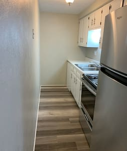 Newly renovated, spacious one bedroom apartment!!!