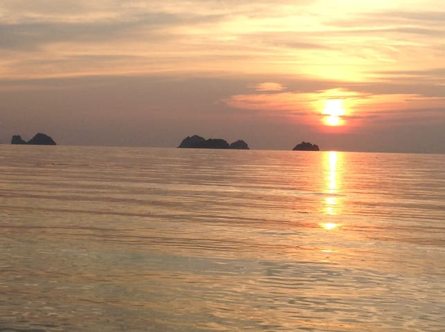 BEAUTIFUL SEA VIEW, DREAM loft
