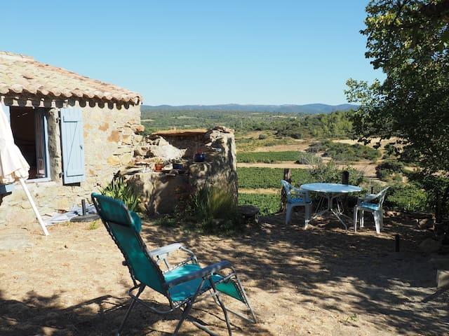 La bergerie du Minervois - La Caunette - Haus