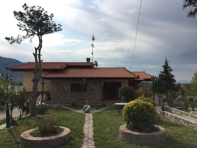 Villa between Kavala and Drama - Drama - Huis