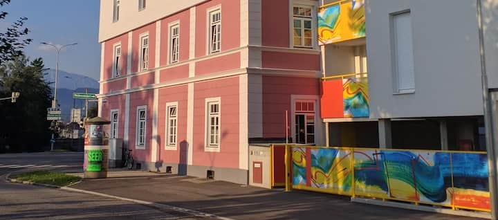 215 Messe Apartment Wien 37m² für 2-4 Personen