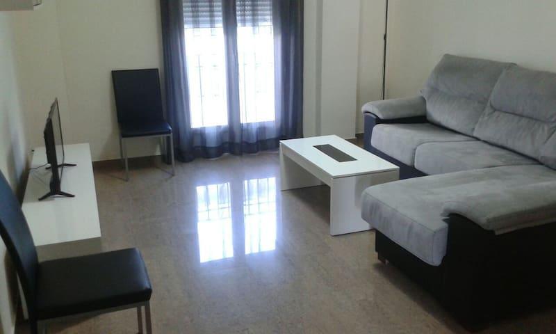 Apartamento en el centro de Baeza
