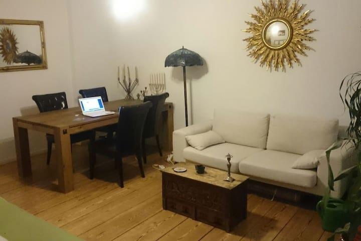 Living in Kreuzberg - Berlijn - Appartement