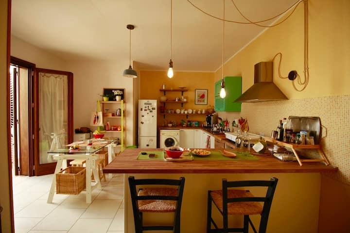 Double/triple Rooms, Garden, Breakfast & Friends