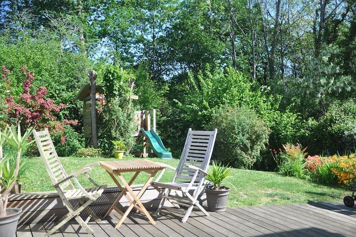 villa 6 pers 10 minutes de Bayonne - Saint-Martin-de-Seignanx