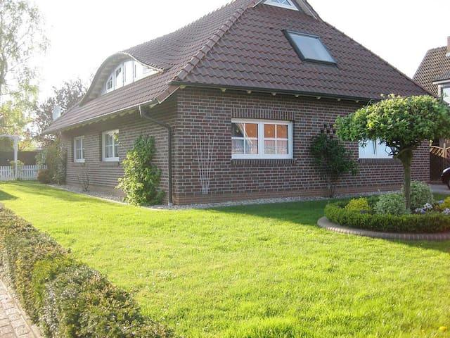 Haus Helene Zetel - Zetel - Departamento