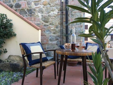Casa Giotto: Nature end Art sinu ümber