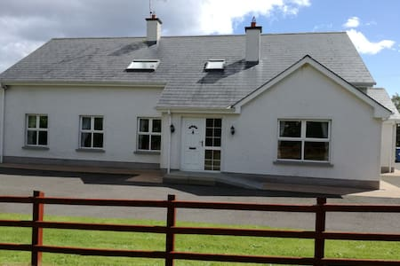Erne Villa Self Catering. View of Lough Erne