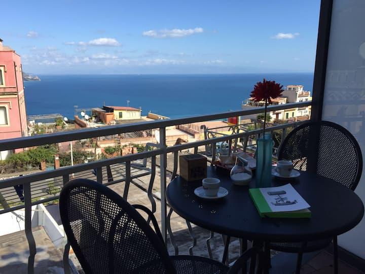 Taormina sul mare
