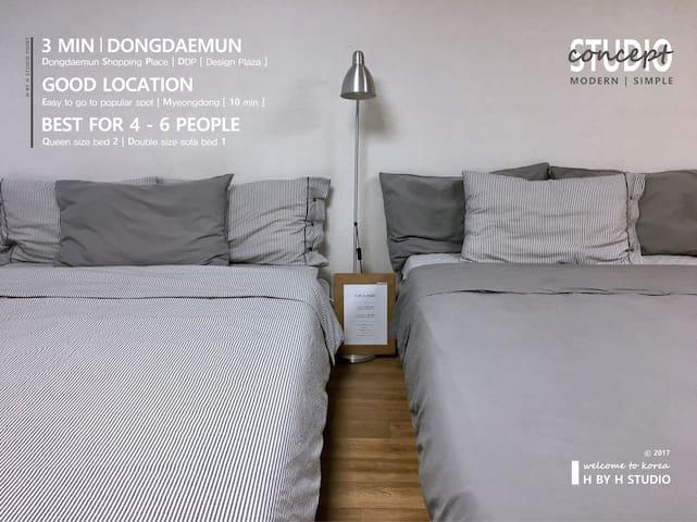 [3min] DONGDAEMUN | H BY H STUDIO