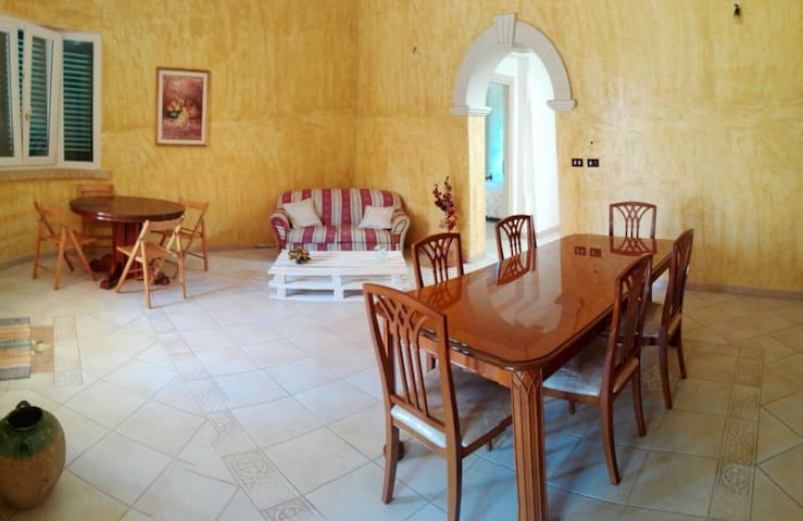 Casa vacanza a Gagliano del Capo