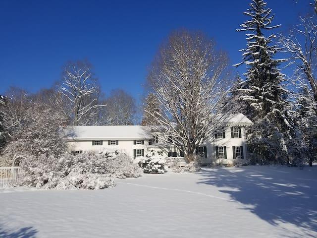 spencertown farm house
