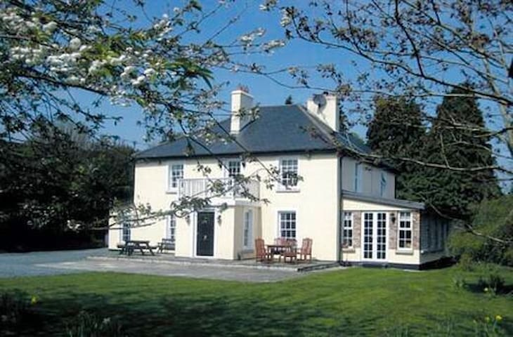 Country escape at Coolnakilly House