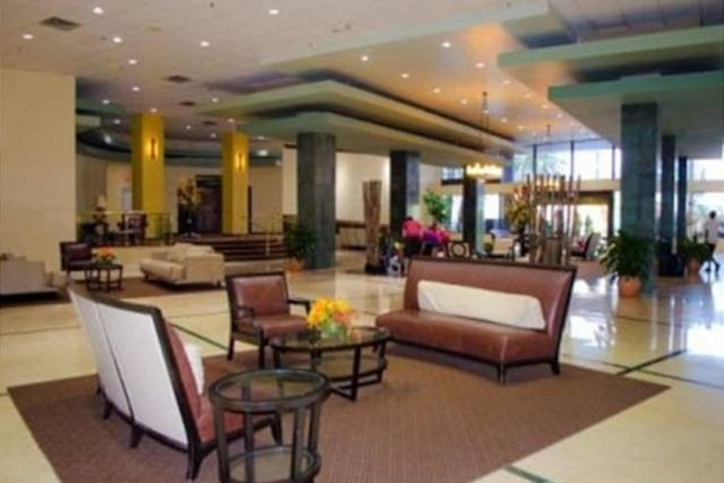 Elegant and Spacious Lobby with WIFI Connection
