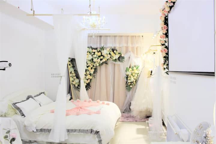 【爱无止境】白色婚纱/北欧简约/天津站/意大利风情区/古文化街/地铁2号线直达