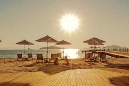 Bodrum Swissotel Beach - โบดรัม - วิลล่า