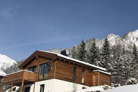 Luxe Chalet in het zonnige Klostertal