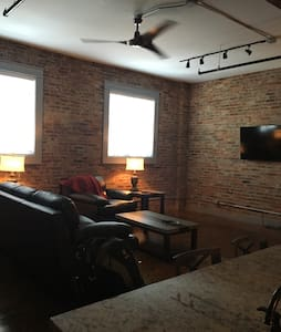 The Velo Loft Apartment in Downtown Calhoun - Calhoun - Loftlakás