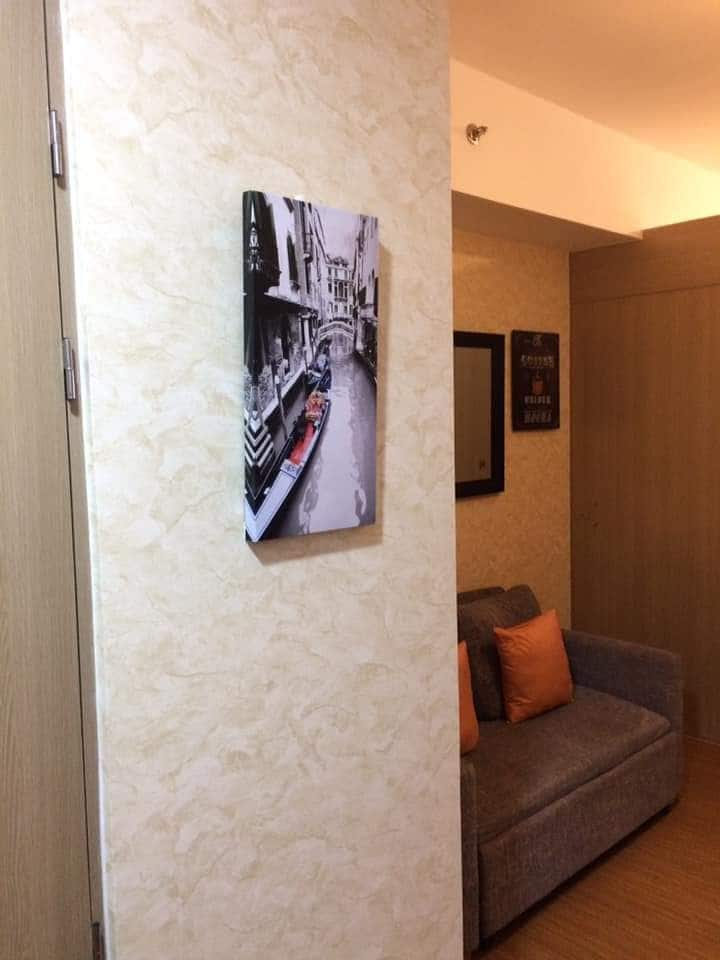 Affordable  Furnished One Bedroom Unit Near BGC
