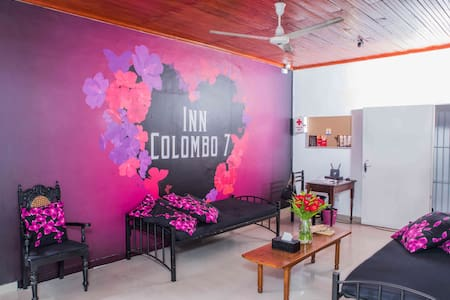 Hostel Inn Colombo 7 - Colombo