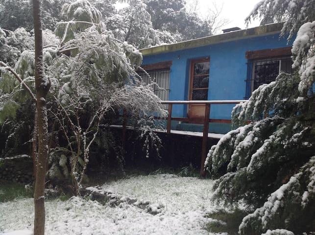 Cabaña Azul. Relax, y disfrute - San Javier - Kabin