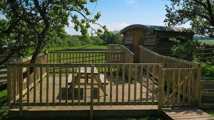 (Orchard Hideaways) Double with Decking Area - 6