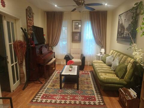 Cozy one bedroom apartment in Roncesvales village