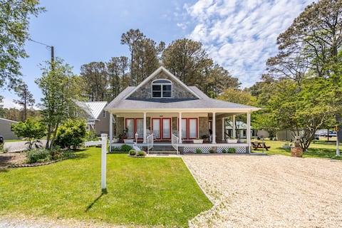 Clean, Quiet, and Serene Chesapeake Bay Cottage