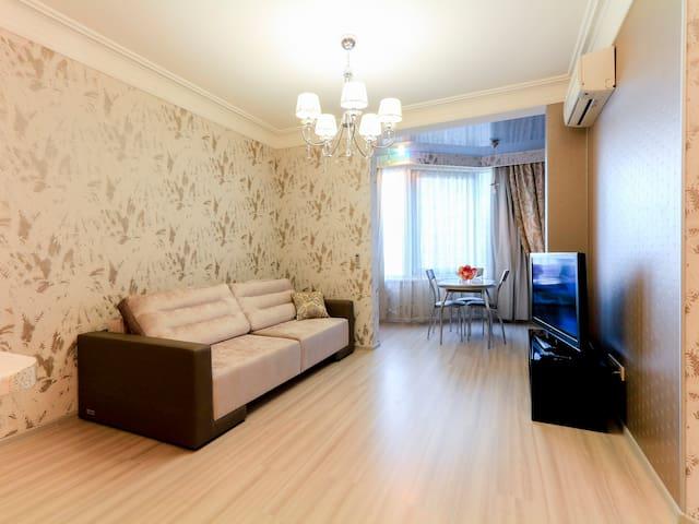 """Апартаменты """"Седьмое небо"""" - Bolshoy Sochi - 아파트"""